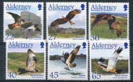 Alderney, michel 188/93, xx