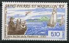 St.Pierre, michel 657, xx