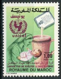 Marokko, michel 1117 , xx