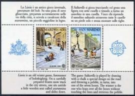 San Marino , michel blok 12 , xx