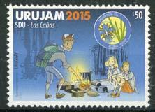 Uruguay, uit 2015, xx