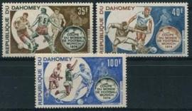 Dahomey, michel 539/41, xx