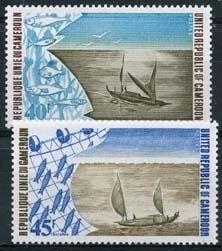 Cameroun, michel 797/98 , xx