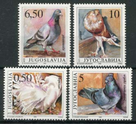 Joegoslavie, michel 2425/28, xx