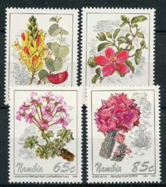 Namibie, michel 722/25, xx