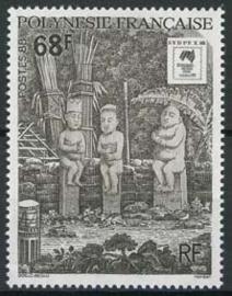 Polynesie, michel 510, xx