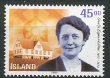 IJsland, michel 1011, xx