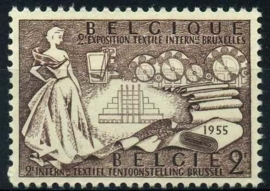 Belgie, obp 968,xx