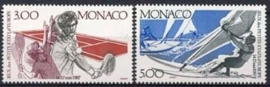Monaco , michel 1808/09, xx