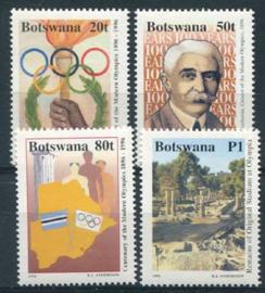 Botswana, michel 605/08, xx
