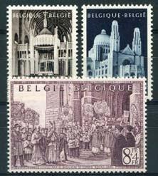 Belgie, obp 876/78, xx