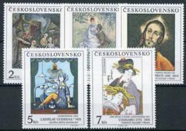 Tsjechoslowakije, michel 3102/06, xx