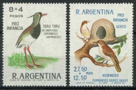 Argentinie, michel 900/01, xx
