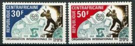 Centrafricain, michel 193/94, xx