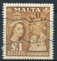 Malta, michel 253, o