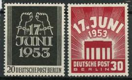 Berlijn, michel 110/11, xx