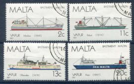 Malta, michel 775/78, o
