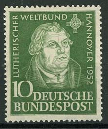 Bundespost, michel 149, xx