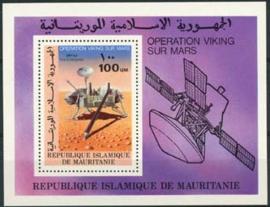 Mauretanie, michel blok 16, xx