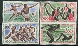 Centrafricain, michel 59/62, xx
