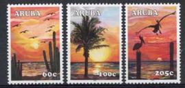 Aruba, nvph 340/42, xx