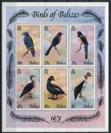 Belize, michel blok 4, xx