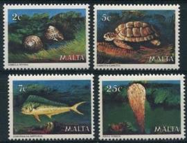Malta, michel 599/02, xx
