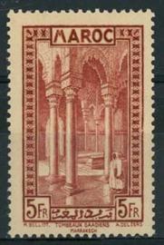 Marokko,michel 114 , x