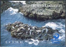 Faroer, michel MH 5 , xx