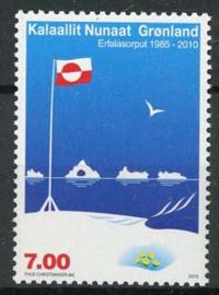 Groenland, michel 564, xx