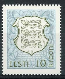 Estland, michel 206 , xx