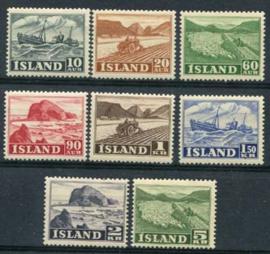 IJsland, michel 263/70, xx