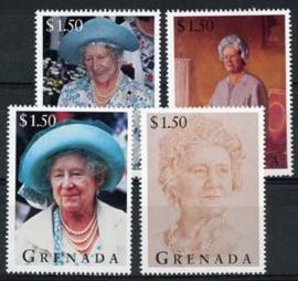 Grenada, michel 2941/44, xx