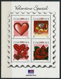 Zimbabwe, michel blok 24, xx