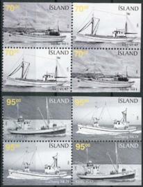 IJsland, michel 1095/98 D/E, xx
