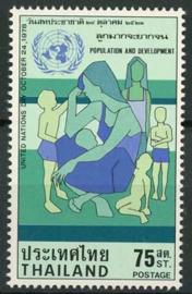 Thailand, michel 891 , xx