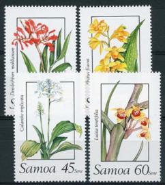 Samoa, michel 669/72, xx