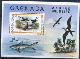 Grenada , michel blok 84, xx