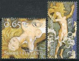 Finland, michel 1701-02, xx