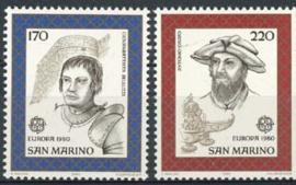S.Marino, michel 1212/13, xx