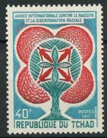Tchad, michel 364, xx