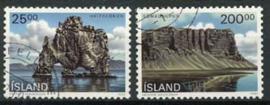 IJsland, michel 731/32, o