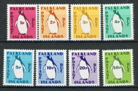 Falkland, michel porto 1/8, xx