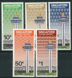 Singapore, michel 388/92, xx