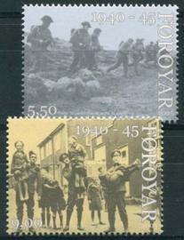 Faroer, michel 543/44, xx