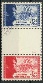 Frankrijk, michel 576/77, o