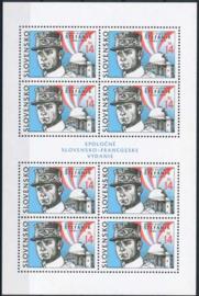 Slowakije, michel kb 452, xx