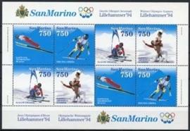 San Marino , michel blok 18 , xx