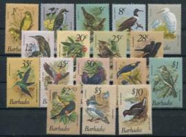 Barbados, michel 465/81, xx