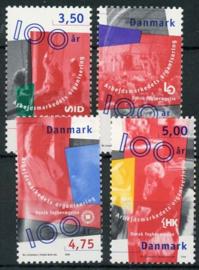 Denemarken, michel 1170/73, xx